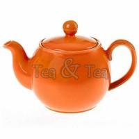 Dzbanek Charlotte pomarańczowy 1,0l Tea Logic