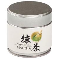 Matcha Shizuoka w puszce 30g Cha Cult