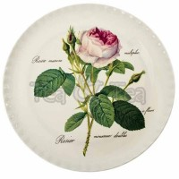 Talerz do ciasta Redoute Rose 31cm Roy Kirkham